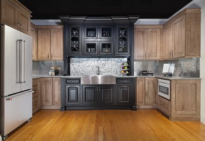 Long island kitchen showrooms cabinets countertops more lakeville kitchen bath for Bathroom showrooms long island