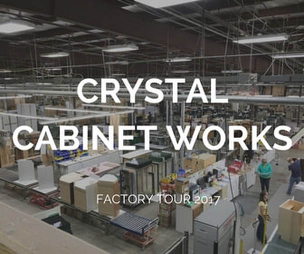 Crystal Cabinet Works Factory And Showroom, Lakeville Kitchen And Bath