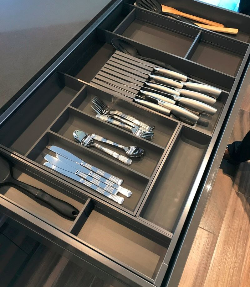 Drawer Dividers, Lakeville Kitchen and Bath
