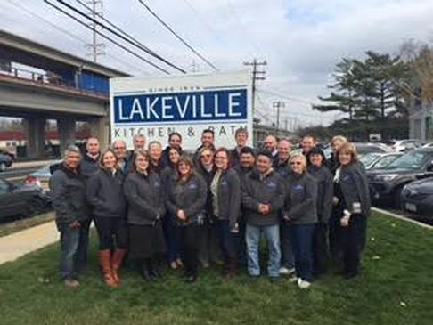 Lakeville Industries of Lindenhurst NY Kitchen and Bath Cabinet and Design Specialists