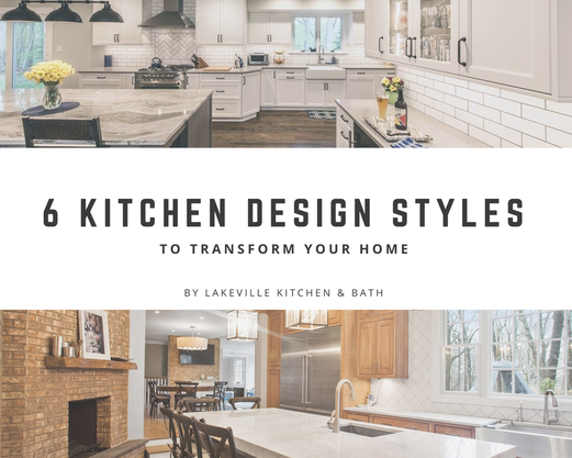 Kitchen Design Styles, Lakeville Kitchen and Bath